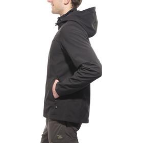 axant Alps Veste Softshell Homme, black